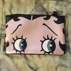 Betty Boop Ipsy Bag *firm price*